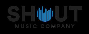 Shout Music Company Logo